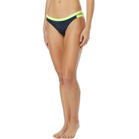 TYR Sandblasted Cove Bikini Bottom Dame black